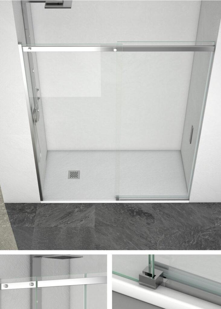 Mampara de ducha Kore Frontal