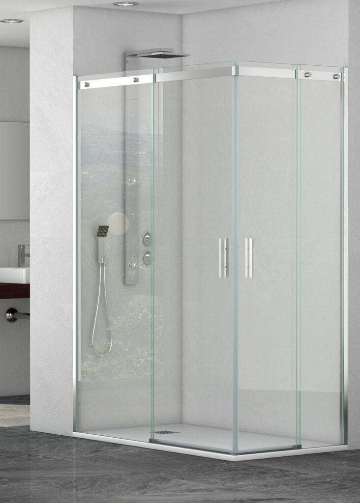 Características Mampara ducha Algol: