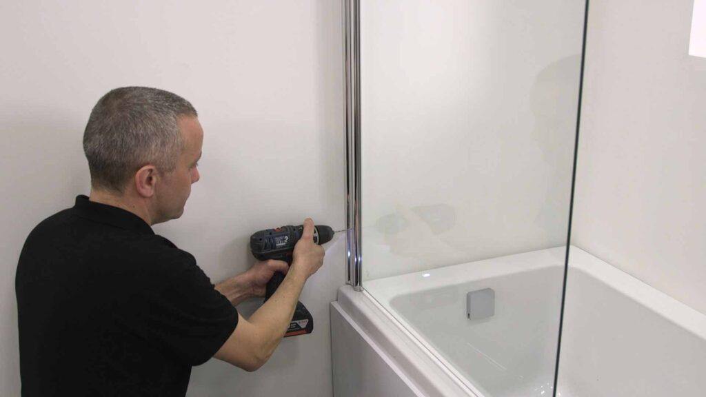Instalación mamparas ducha Alicante
