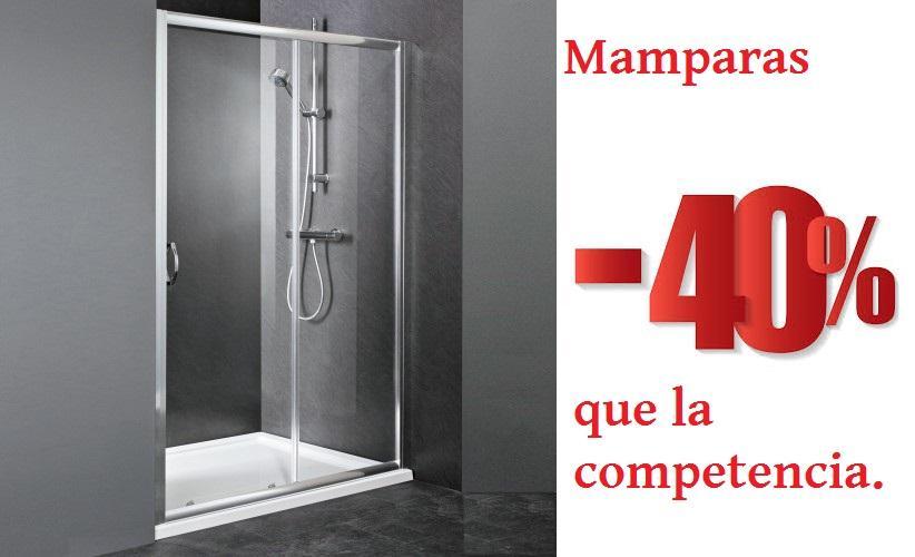 Mamparas ducha baratas Alicante
