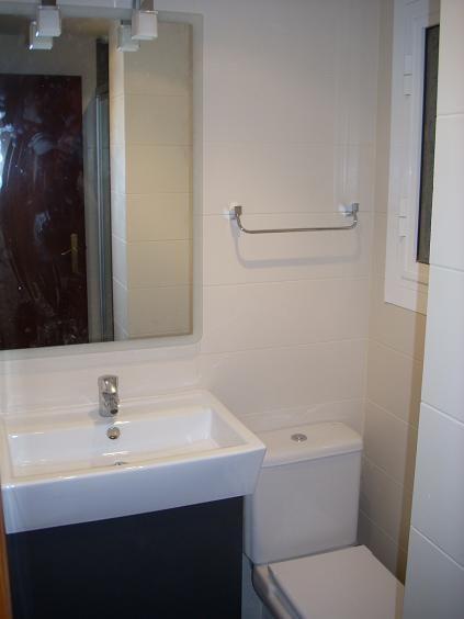 Reforma de baño Calpe