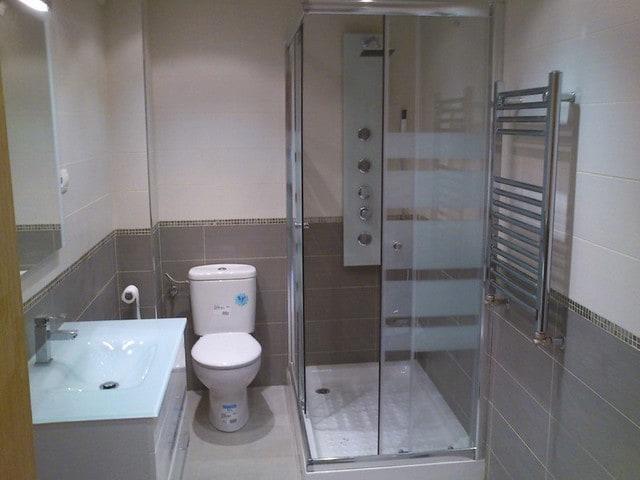Reforma de baño Campello