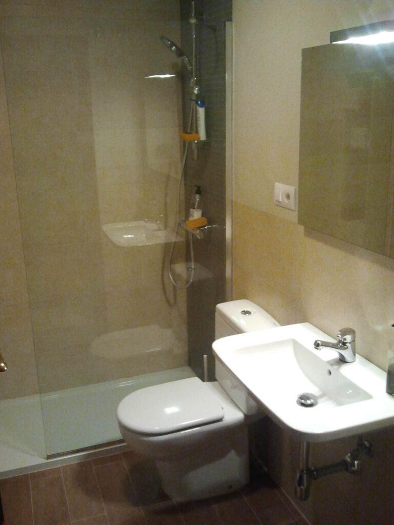 Reforma de baño Muchamiel
