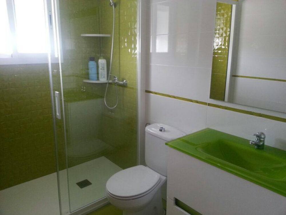 Reforma de baño Pilar de la Horadada