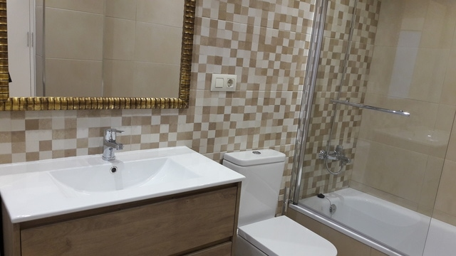 Reforma de baño San Juan